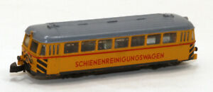 Z scale Marklin mini-club Track Cleaning Car 8802 DOES NOT RUN 1:220