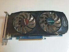 Gigabyte WINDFORCE NVIDIA GeForce GTX 560 Ti GV-N560OC-1GI PCI-E VIDEO CARD CUDA