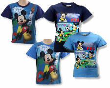 Disney Boys' Novelty/Cartoon Crew Neck T-Shirts & Tops (2-16 Years)