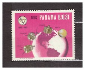 Panama 1966 MNH Uit Space 1v Scott #C351 37335