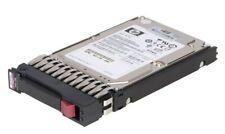 "HP 146GB SAS 6G 15K DP 2.5"" HDD 512547-B21 * Original * NEU *"