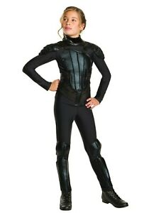 Katniss Everdeen costume Mockingjay child size medium for Halloween