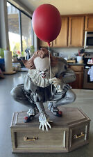 Tweeterhead Pennywise 1:5 Exclusive Edition Maquette It Stephen King Sideshow
