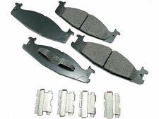 For 2003 Ford E150 Brake Pad Set Front Akebono 64838WB