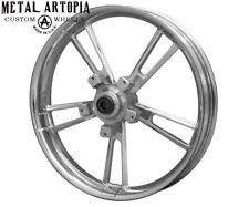 "23"" inch ENFORCER Custom Motorcycle Wheel for Harley Davidson"