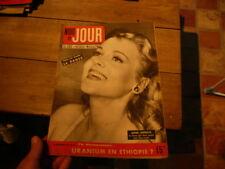 magazine hebdomadaire NUIT ET JOUR  n°101 1946 anne jeffreys