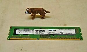 1GB Crucial CT12864BA1339.4FD DDR3-10600U 240-Pin 1Rx8 Non-ECC Memory RAM