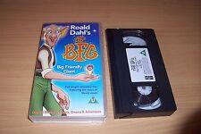 ROALD DAHLS  THE BFG VHS