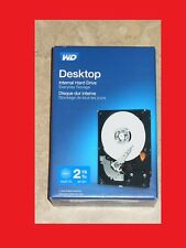 WD - Mainstream 2TB Internal Serial ATA Hard Drive for Desktops