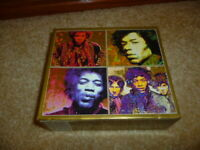 Jimi Hendrix: The Experience Collection, 4 Disc CD Set!