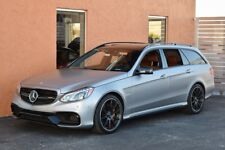 2016 Mercedes-Benz E-Class AMG E63S Wagon Estate