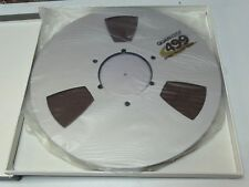 1 Brand New Quantegy 499 1/4in Wide 10.5in Reel To Reel Recording Mastering Tape