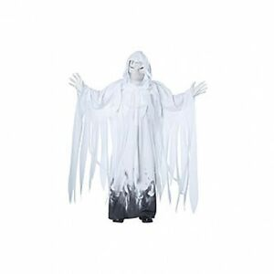 Evil Spirit Totally Ghoul Apparition Ghost Costume Ages 8 to 14 Boys Size Large