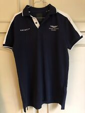 POLO T. S HACKETT ASTON MARTIN RACING COMME NEUF
