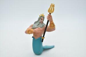 Disney The Little Mermaid: King Triton PVC Figure