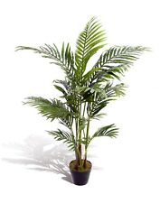Best Artificial 120cm 4ft Areca Palm Tree House Office Conservatory Plant