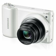 Samsung WB800F 16.3MP CMOS Smart WiFi Digital Camera with 21x Optical Zoom, 3...