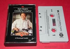 KEN HOM'S COOKERY COURSE * A Personal Guide * Audio Cassette * Ken Hom *