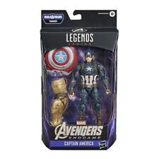 Marvel Legends Avengers Endgame Captain America with Build-A-Figure Thanos