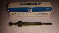 Original GM Glühkerze Glow plug 1.5d 1.7TD OPEL Corsa A Campo Kadett E Vectra A