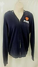 WOMAN'S PINK BLUE SIZE M/MEDIUM BEARS HOODIE JACKET