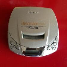Sony Discman D-E251 Super ESP2 Portable CD Disc Player Tested