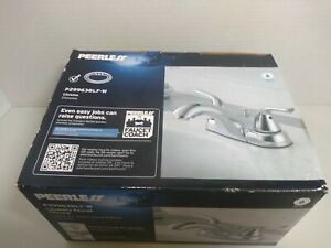Peerless P299638LF-W Chrome Lavatory Faucet