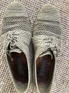 Raffia Chic Shoes 39