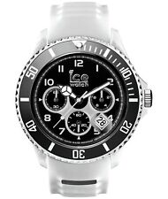 Ice Men's Silicone White Strap Chronograph Watch. From the Argos Shop on ebay