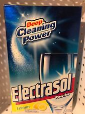 Electrasol Automatic Dishwasher Detergent Lemon  Scent 85 oz ea
