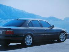 BMW Original Leichtmetallräder 2001 Prospekt E36 E46 E39 E38 X5 E53,Z3 E36/7