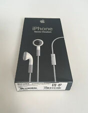 New Old Stock Genuine Apple iPhone 2g & 3g Earphones - Headset - 1st Generation
