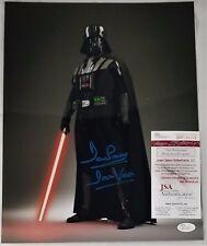 DAVE PROWSE SIGNED 11x14 DARTH VADER STAR WARS JSA COA 914 DAVID Return Jedi