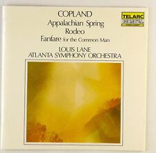 CD-Copland-Appalachian Spring * RODEO * Fanfare for the Common Man-a4876
