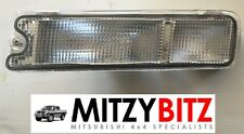 NSF LH FRONT BUMPER INDICATOR SIDE LIGHT LAMP for MITSUBISHI L200 K74 2003-2007