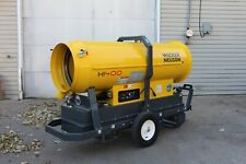 New Wacker Hi400 D Indirect Diesel Fired Jobsite Portable Construction Heater
