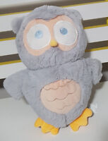 BABY BABY TOY OWL PLUSH TOY! SOFT TOY ABOUT 25CM TALL KIDS TOY!