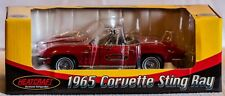 Heatcraft Die cast 1/24 scale 1965 Chevrolet Corvette Sting Ray convertible