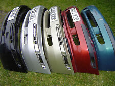 VOLVO S40 V40 FRONT BUMPERS WITH BAR, VARIOUS COLOURS AVAILABLE 2001-2004 MODELS