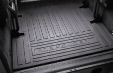 Land Rover Defender 90 Station Wagon Rubber Loadspace Mat - LR005615