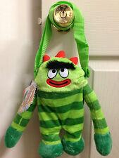 "YO Gabba Gabba BROBEE Plush Soft Shoulder Bag Small 12"" inches for Kids Licensed"