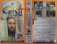 film VHS GESU' ED. SPECIALE GIUBILEO 2000  CARTONATA SIGILLATA  (F47)  no dvd
