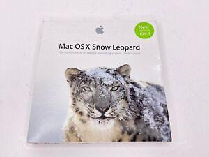 Apple MAC OS X 10.6.3 Retail Snow Leopard (Version MC573Z/A)
