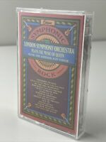 THE LSO PLAYS MUSIC OF QUEEN (1994, Cassette) London Symphony Orchestra SEALED