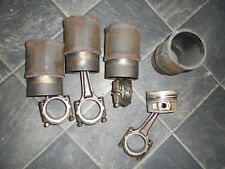 renault 21 turbo pistons liners rods