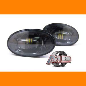 FOR 06-08 ACURA TSX CL9 K24A2 LED 5500K Morimoto XB OE BUMPER FOG LIGHT LAMP