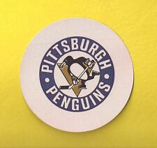 Vintage Early 1970's Pittsburgh Penguins Becker's NHL Hockey Crest  *** RARE ***