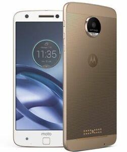Motorola XT1650 XT1650M Moto Z Force (Verizon) 4G VoLTE GSM Unlock Page Plus