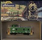 HO Athearn Steel Cupola Caboose Burlington Northern/C&S 10401