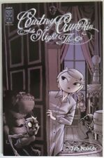 2002 COURTNEY CRUMRIN AND THE NIGHT THINGS  #1    -   VF              (INV17616)